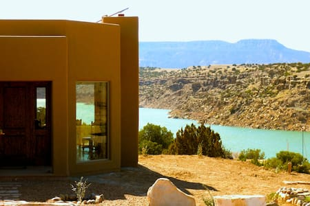Luxury Abiquiu Lake Home, 2bdr/2bth - House