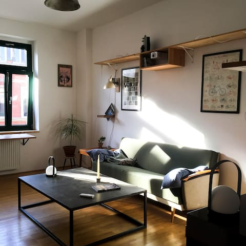 Calm Apartment in the heart of Dresden