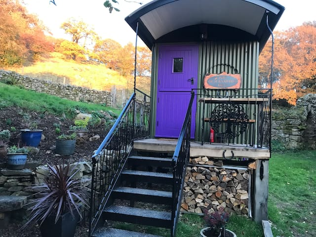 Windermere shepherd hut retreat