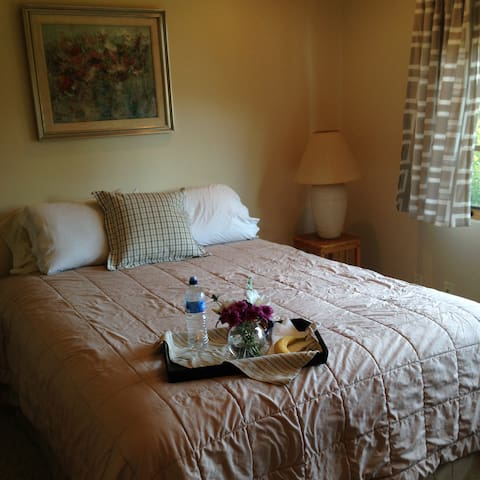 Lovely Room in the Gorgeous Santa Cruz Mtns! - Scotts Valley - Huis