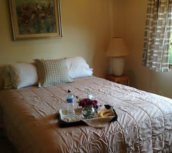 Lovely Room in the Gorgeous Santa Cruz Mtns! - Ház
