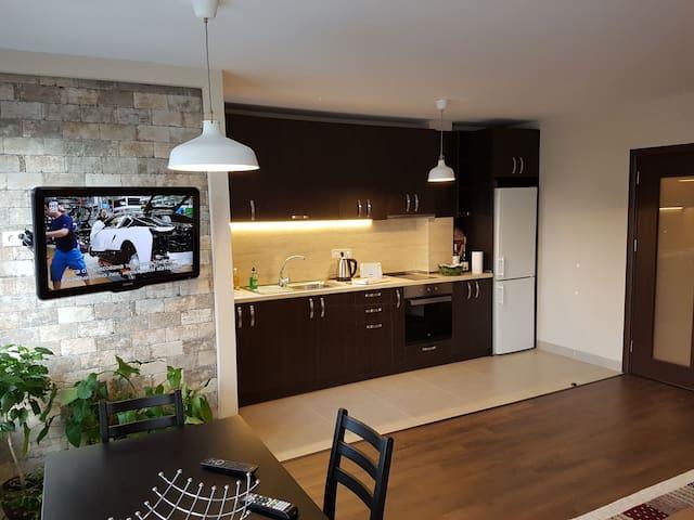 Apartment Sofia center, luxury, all amenities!
