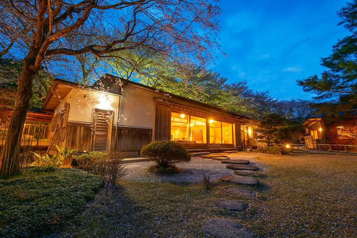 Sakura Japanese traditional hotel