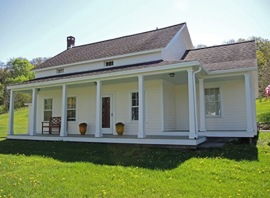 Historic Rabbit Run Farmhouse