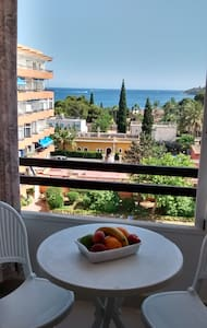Studio, sea view , 3mins to  beach! - Illes Balears - Wohnung