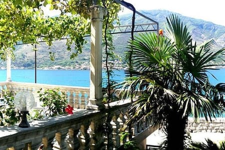 Double bed room with shared bathroom, Todorovic - Kotor