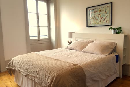 Charming room in delightful Carouge - Carouge