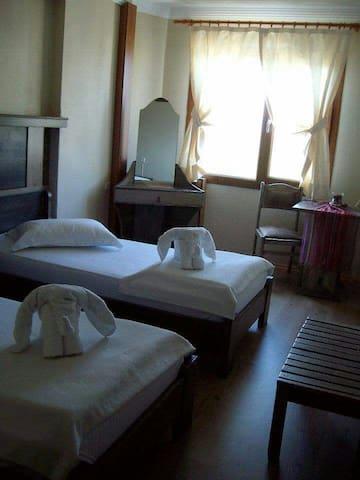 Wallabies Confort Clean Twin Room