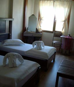 Wallabies Confort Clean Twin Room  - selcuk