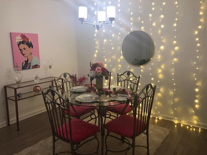 Fully Furnished Luxury Loft