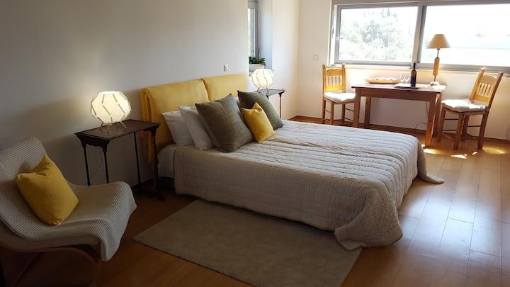 Superior Mountain View Room near Chania & beaches