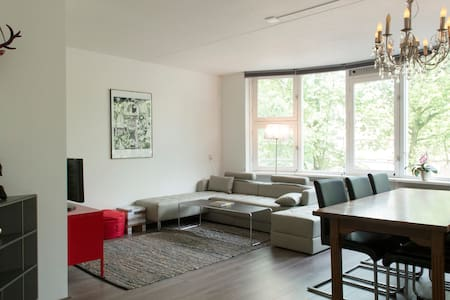 Amsterdam Centre, 3-room Apartment - Amsterdam - Apartment