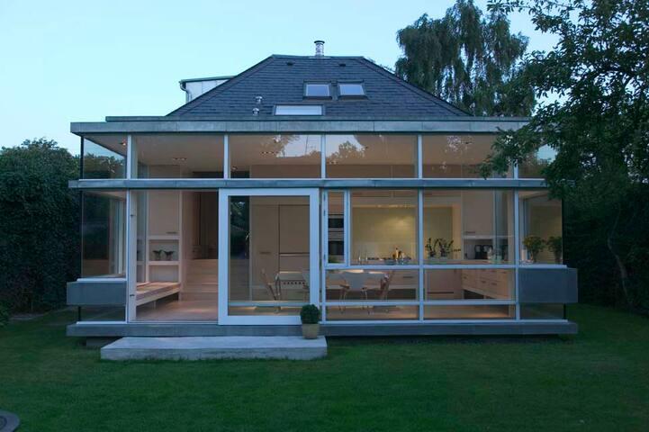 Unique Copenhagen house by the sea!