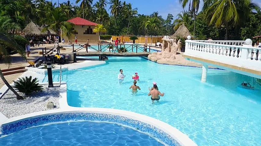 Mendihuaca Caribbean Resort- Villa para 6 personas