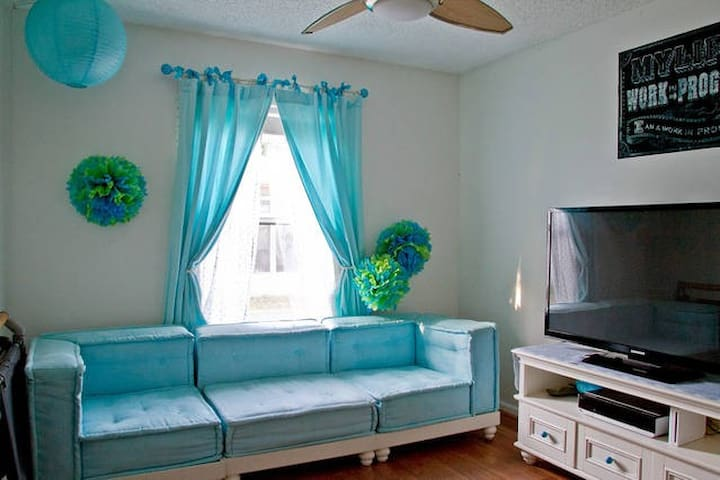 Fun Bedroom with Lots of Space! - Jacksonville - Haus