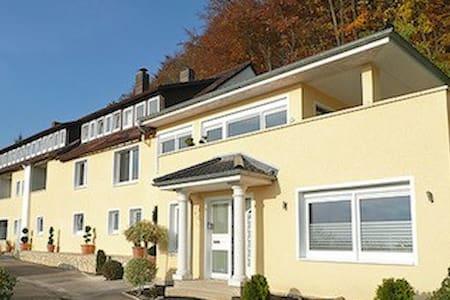 Komfortables Apartment der Villa Joya Schaumburg - Rinteln - Chambres d'hôtes