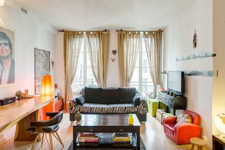 BIG PRIVAT ROOM/CENTRAL/NEAR LOUVRE