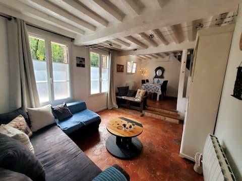 Chez le Petit Peintre : gite cozy et indépendant