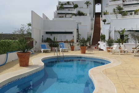 Apartment for 2-4 people, 700m away from the beach - Cuevas del Almanzora