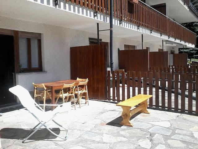 Gran Pista holiday home - Sauze - Townhouse