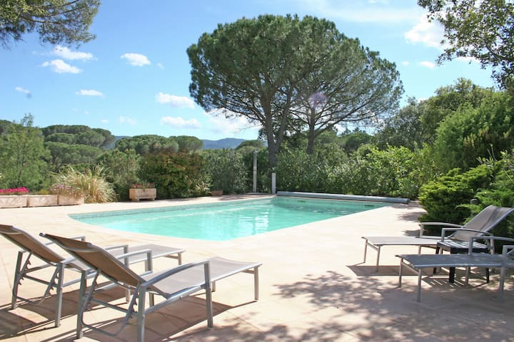 Provincial French Villa at Vidauban with Private Pool