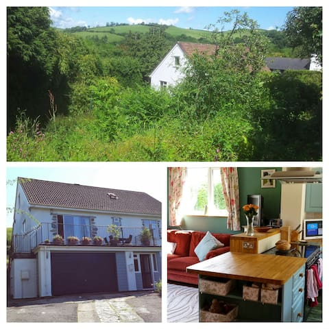 Beautiful 5 bedroom family home, Devon - Buckfastleigh - House