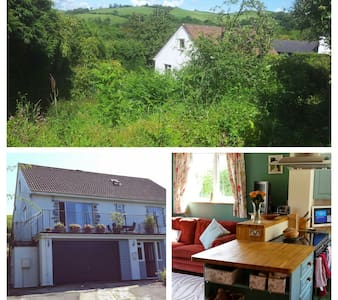 Beautiful 5 bedroom house, Devon - Casa
