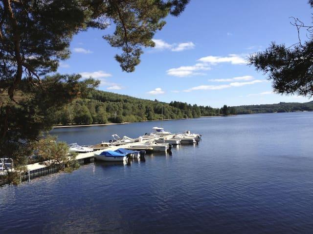 La Canôdine - Royère-de-Vassivière - Hus