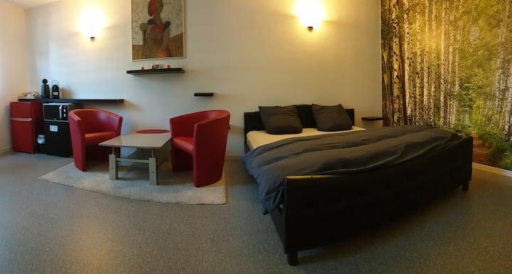 Ruhiges Zimmer in Schmitten