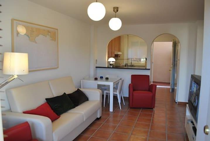 APARTAMENTO TRANQUILO EN LA AZOHIA - La Azohía - Apartemen