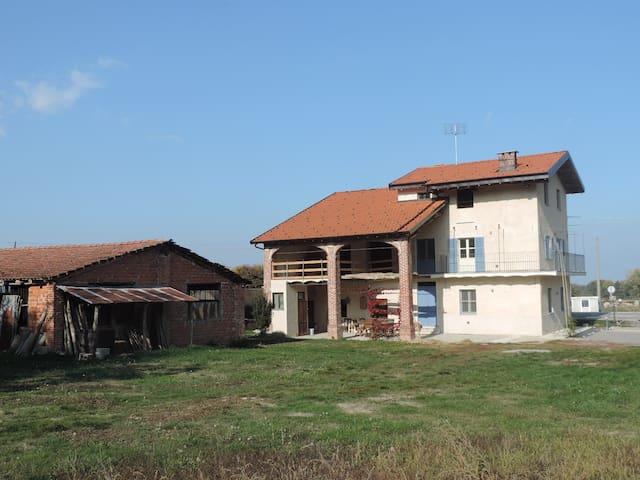 Ca 'd Modesto, balcone - alloggio in campagna
