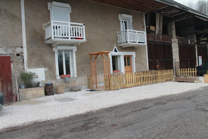 appartement type f2 - Drumettaz-Clarafond