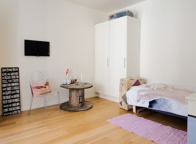 Cheap and clean room - Good rewievs - Fredericia - Flat