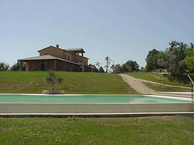 Agriturismo Collevilla - Alviano - Colle - Byt