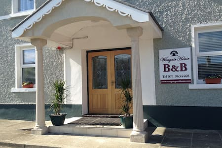 Twin room in B&B Strokestown - Strokestown - Szoba reggelivel