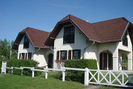 Semidetached house in quiet area - Tamási