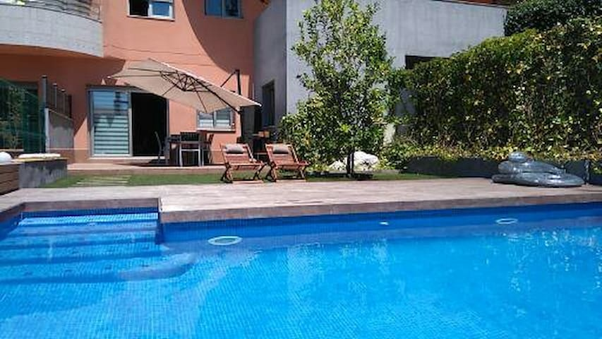 """The Bichus' Home"".Apartamento con PISCINA PRIVADA"