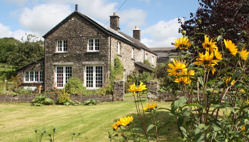 Vintage B&B on the edge of Dartmoor
