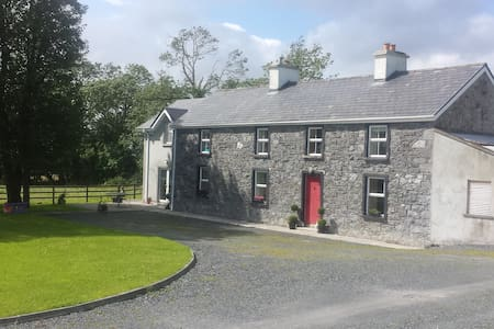 Private Room in Restored Farmhouse - Castleisland