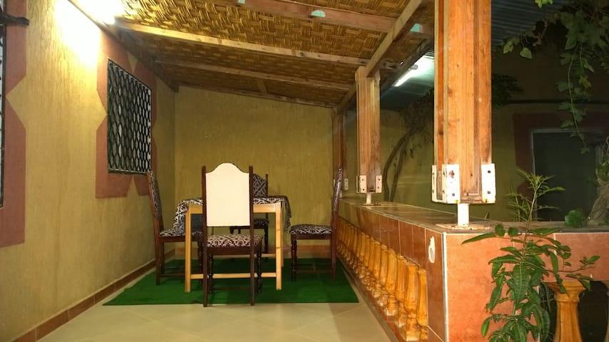 villa meublée à Massa - boutbouz Massa - Villa