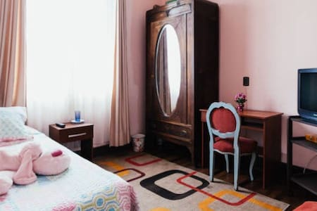 Room Furnished, Metro Irarrazaval.