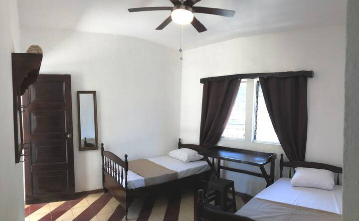 Accommodation in Santa Ana Historic Center