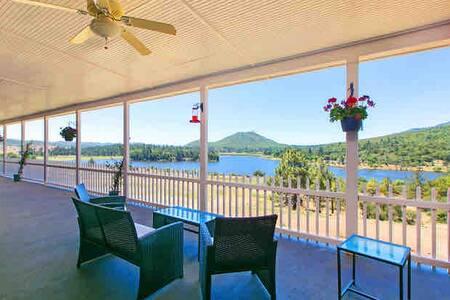 Luxury Summer Lake Retreat