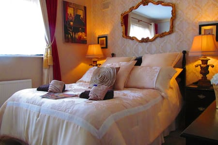 Arty ensuite room 37 Forster court - Galway - House