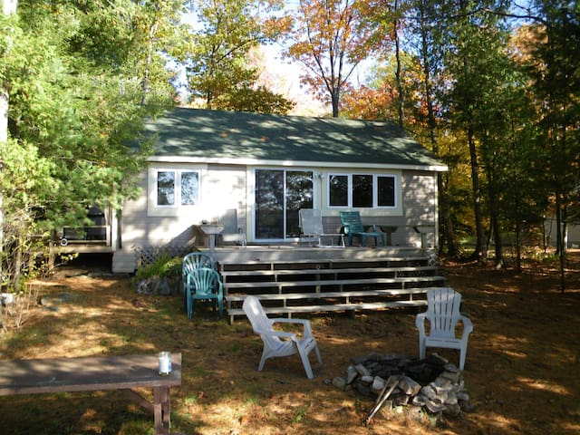 Haliburton County - Boshkung Lake 2 bedroom beauty - Algonquin Highlands - Mökki