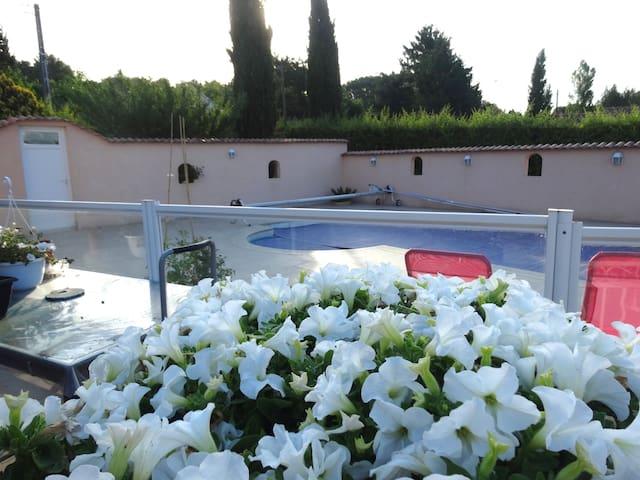 Maison au coeur de la provence verte - Pourrières - Villa
