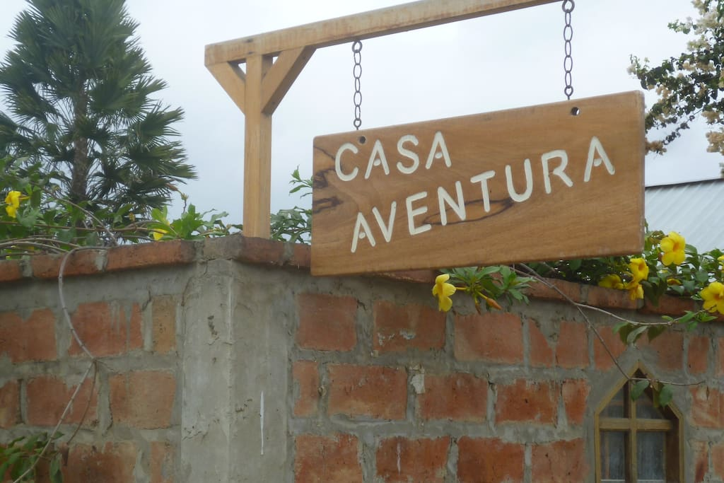 Welcome to Casa Aventura