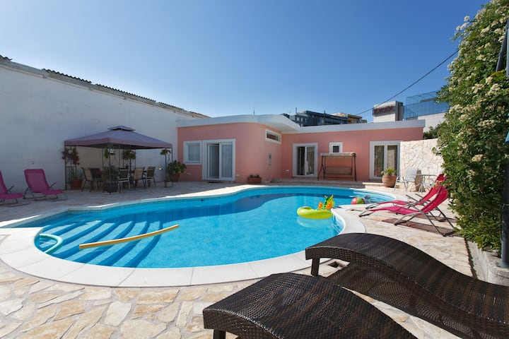 110 sqm Villa With Swimming Pool in Split