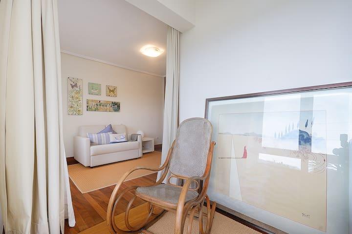 chalet con piscina y jardin privado - Bilbao - House