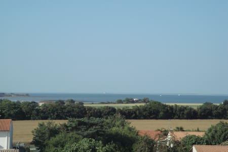 App 50m2 vue mer - Aytré